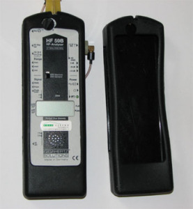 Protective Covers For RF Meters (RF Analyzers / RF Analysers)